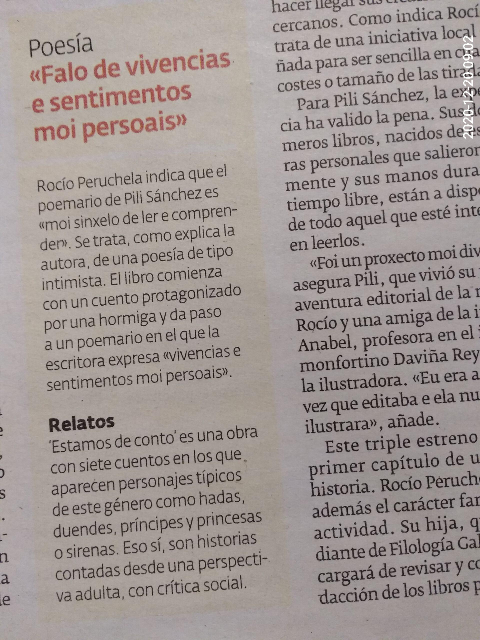 artigo El Progreso